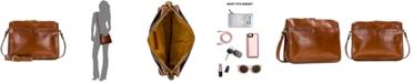 Patricia Nash Nazaire Heritage Leather Crossbody