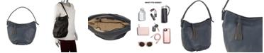Kalencom Hadaki Slouchy Leather Hobo Bag