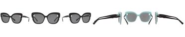 Tiffany & Co. Polarized Sunglasses, TF4161 56