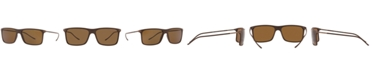 Giorgio Armani Men's Polarized Sunglasses