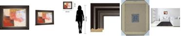 """Classy Art Subtly by Darba Framed Print Wall Art, 22"""" x 26"""""""