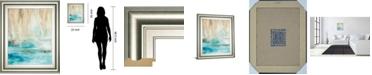 """Classy Art Through The Mist II by Carol Robinson Framed Print Wall Art, 22"""" x 26"""""""