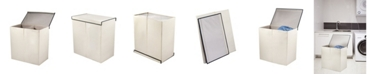 HomeIT Double Folding Laundry Basket
