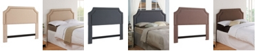 Dwell Home Inc. James Upholstered Headboard, King/California King