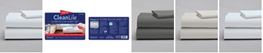 CleanLife Clean Life Antibacterial Twin XL Dorm Room Sheet Set
