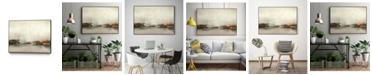 """Giant Art 40"""" x 30"""" Le Havre I Art Block Framed Canvas"""
