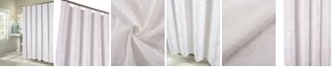 Ellen Tracy Floral Matelasse Shower Curtain