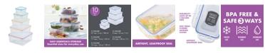 Lock n Lock Easy Essentials 10-Pc. Food Storage Set, Created for Macy's