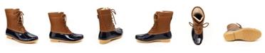 JBU Women's Maplewood Casual Duck Boot
