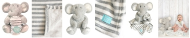 "Happycare Textiles Snoogie Boo Hug Me Ultra Soft Blanket with Stuffed Animal Toy Set, 30"" x 36"""