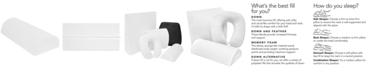 SensorGel Gel-Infused Memory Foam Any Position Pillow