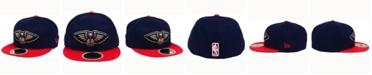 New Era Kids' New Orleans Pelicans 2-Tone Team 59FIFTY Cap