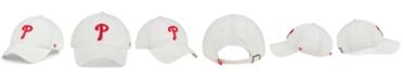 '47 Brand Philadelphia Phillies White Clean Up Cap
