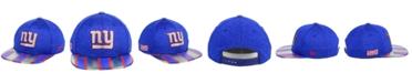 New Era Boys' New York Giants 2017 Draft 9FIFTY Snapback Cap