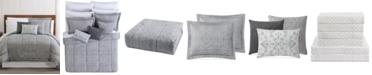 Style 212 Calista 12-Pc. Medallion-Print Queen Comforter Set