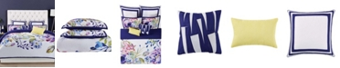 Christian Siriano New York Christian Siriano Garden Bloom 3-Pc. Duvet Set Collection