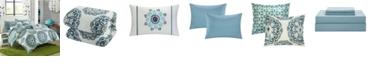 Chic Home Barcelona 8-Pc Full/Queen Comforter Set