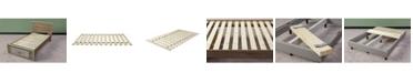 Payton Heavy Duty Wooden Bed Slats/Bunkie Board, Twin
