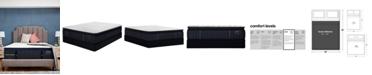 """Stearns & Foster Estate Hurston 14.5"""" Luxury Plush Euro Pillow Top Mattress Set - Queen"""