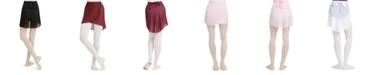Capezio Georgette Wrap Skirt