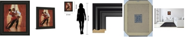 "Classy Art Dancers II Framed Print Wall Art, 22"" x 26"""