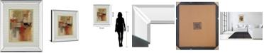 "Classy Art Intersection Crop I by Sylvia Vassileva Mirror Framed Print Wall Art, 34"" x 40"""