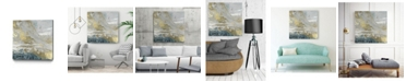"Giant Art 20"" x 20"" Playa Secreto III Version Museum Mounted Canvas Print"
