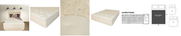 """Paramount Nature's Spa by Jazmine 17"""" Euro Top Ultra Plush Mattress- Queen"""