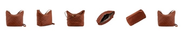 American Leather Co. Dayton Woven Crossbody