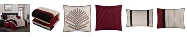 Nanshing Naples 6-Piece King Comforter Set