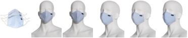 Perry Ellis 3-Pk. Reusable Rounded Woven Fabric Face Masks