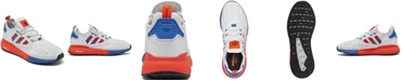adidas Men's ZX 2K Boost Running Sneakers from Finish Line
