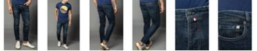 "Serge Blanco Men's 5 Pocket Stretch ""525"" Denim Jean"