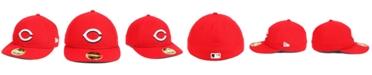 New Era Cincinnati Reds Low Profile AC Performance 59FIFTY Cap
