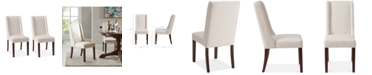 Furniture Bryson Set of 2 Wing Dining Chairs