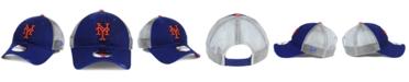 New Era New York Mets Rustic Trucker 9TWENTY Snapback Cap