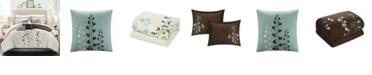 Chic Home Bliss Garden 12-Pc King Comforter Set