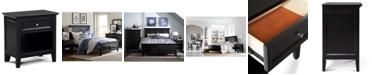 Furniture CLOSEOUT! Captiva Nightstand