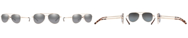 Michael Kors Polarized Sunglasses, MK1045 56 SAN DIEGO