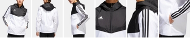 adidas Women's Tiro Windbreaker Soccer Jacket