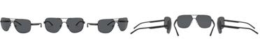 A|X Armani Exchange Armani Exchange Sunglasses, AX2030S 64