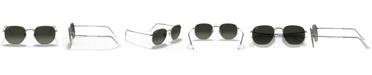 Ray-Ban HEXAGONAL Sunglasses, RB3548N 51