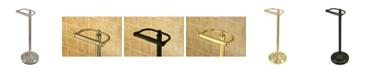 Kingston Brass Vintage Pedestal Toilet Paper Holder