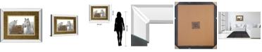 "Classy Art Haven't Met You Yet by Jorge Llovet Mirror Framed Print Wall Art, 34"" x 40"""