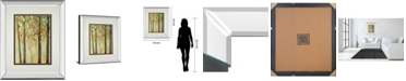 "Classy Art Reach For The Sun I by Carol Robinson and Mossy Oak Native Living Mirror Framed Print Wall Art, 34"" x 40"""