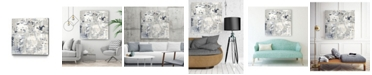 """Giant Art 20"""" x 20"""" Crisscross Museum Mounted Canvas Print"""