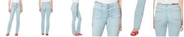 Sanctuary Demi Button-Fly Bootcut Jeans