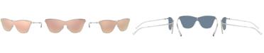 Michael Kors Women's Larissa Polarized Sunglasses