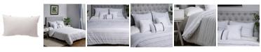 Glitzhome 6 Piece Rhythmic Melody Cotton Comforter Set