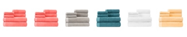 Caro Home Adele 6 Piece Towel Set
